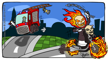 Ghost Rider – The Devil's Pawn