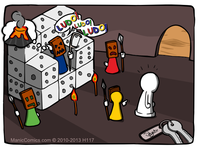 The lost pawn: The Ludo King